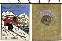 Изображение Значки, ордена, медали Германия ФРГ Значок 1948 Латунь XF
