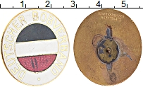 Изображение Значки, ордена, медали ФРГ Знак 0 Латунь XF
