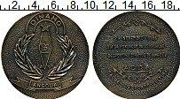 Изображение Значки, ордена, медали Ангола Настольная медаль 0 Бронза UNC