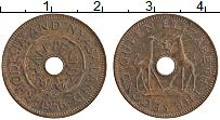 Продать Монеты Родезия 1/2 пенни 1957 Медно-никель