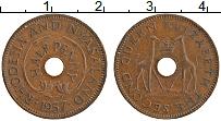 Продать Монеты Родезия 1/2 пенни 1957