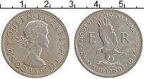 Продать Монеты Родезия 2 шиллинга 1957 Медно-никель