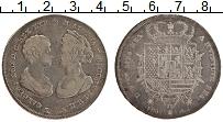 Продать Монеты Тоскана 1 франческоне 1806 Серебро