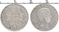 Продать Монеты Тоскана 1 паоло 1842 Серебро