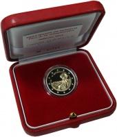 Изображение Подарочные монеты Монако 2 евро 2016 Биметалл Proof