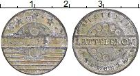 Изображение Монеты Латвия Жетон 0 Медно-никель VF