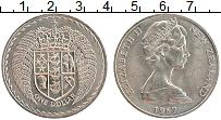 Изображение Монеты Новая Зеландия 1 доллар 1967 Медно-никель XF Елизавета II.