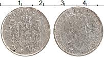 Изображение Монеты Румыния 200 лей 1942 Серебро VF Михай I