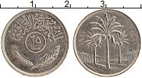 Изображение Монеты Ирак 25 филс 1981 Медно-никель UNC-