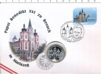 Изображение Подарочные монеты Австрия 5 евро 2007 Серебро UNC Подарочная монета по