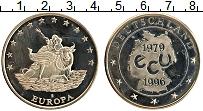Изображение Монеты Германия 1 экю 1996 Медно-никель UNC- Похищение Европы