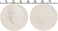 Изображение Монеты Германия Жетон 0 Фарфор UNC- Кете Кольвиц