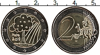 Изображение Монеты Мальта 2 евро 2019 Биметалл UNC- Природа и окружающая