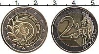 Изображение Монеты Греция 2 евро 2011 Биметалл UNC- 13 специальные олимп