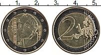 Изображение Монеты Финляндия 2 евро 2012 Биметалл UNC- 150 лет Хелене Шерфб