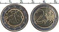 Продать Монеты Греция 2 евро 2010 Биметалл