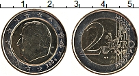 Изображение Монеты Бельгия 2 евро 2004 Биметалл UNC- Альберт II