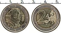 Изображение Монеты Италия 2 евро 2012 Биметалл UNC- 100 лет со дня смерт