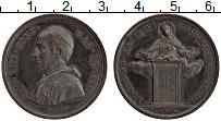 Изображение Монеты Ватикан Медаль 1888 Бронза XF Лев XIII