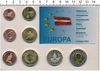 Изображение Наборы монет Латвия Латвия 2014 2014  UNC