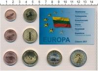Изображение Наборы монет Литва Набор 2015 года 2015  UNC