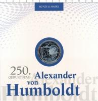 Изображение Подарочные монеты Германия 20 евро 2019 Серебро Proof
