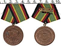 Изображение Монеты ГДР Медаль 0 Бронза UNC- За отличную службу в