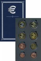 Изображение Подарочные монеты Великобритания Европроба 2003 2003  UNC В наборе 8 монет ном