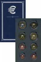 Изображение Подарочные монеты Ватикан Европроба 2003 2003  UNC Годовой набор пробны