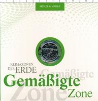 Изображение Подарочные монеты Германия 5 евро 2019 Медно-никель Proof `Серия ``Климатическ