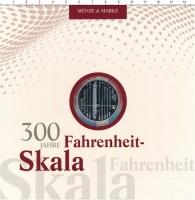 Изображение Подарочные монеты Германия 10 евро 2014 Серебро Proof 300 лет шкале Фаренг