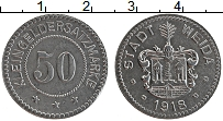 Изображение Монеты Германия : Нотгельды 50 пфеннигов 1918 Железо UNC- Вейда