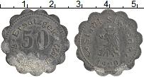 Изображение Монеты Германия : Нотгельды 50 пфеннигов 1920 Цинк XF- Штеттин