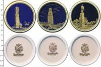 Изображение Подарочные монеты ГДР Медали 0 Фарфор UNC