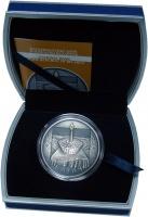 Изображение Подарочные монеты Беларусь 20 рублей 2005 Серебро UNC