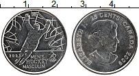Изображение Мелочь Канада 25 центов 2009 Медно-никель UNC Елизавета II. Олимпи