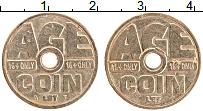 Изображение Монеты Нидерланды Жетон 0 Бронза XF Жетон для табачных а