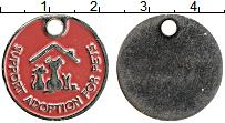 Изображение Монеты Великобритания Жетон 0 Медно-никель XF Адоптация домашних ж