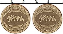 Изображение Монеты Великобритания Жетон 0 Латунь XF Парк развлечений