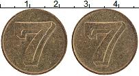Изображение Монеты Нидерланды Жетон 0 Латунь XF Токен