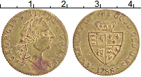 Изображение Монеты Великобритания Жетон 0 Латунь XF Георг III 1788