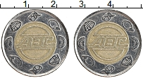 Изображение Монеты Италия Жетон 0 Биметалл XF Транспортный жетон