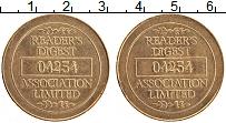 Изображение Монеты Великобритания Жетон 0 Латунь XF Ассоциация