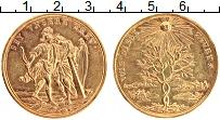 Продать Монеты Нюрнберг Медаль 1740 Золото