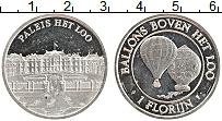 Изображение Монеты Великобритания Жетон 0 Медно-никель XF 1 флорин. Дворец, во