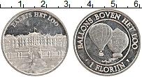 Изображение Монеты Великобритания Жетон 0 Медно-никель XF 1 флорин. Дворец. Во
