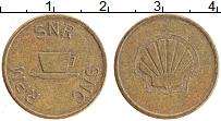Изображение Монеты Германия Жетон 0 Бронза XF Кафе на заправках Ше