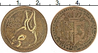 Изображение Монеты Великобритания Жетон 1999 Латунь XF Игровой жетон