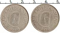 Изображение Монеты Великобритания Жетон 0 Медно-никель XF Gaia entertainment