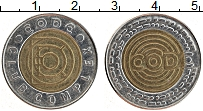 Изображение Монеты Великобритания Жетон 0 Биметалл XF Клуб Комплекс